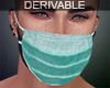 Derivable surgical mask