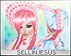 $J Pink Peep Bonnet