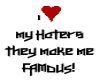 [X] I e my haters (M)