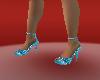 cool water heel shoes