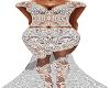 White Eria Gown GA