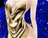 J! Gold sparkle