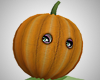 Pumpkin Head Female
