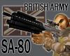 British Army SA80