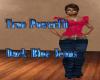 PF Dark Blue Jeans