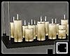♠ Hanging Candles