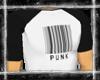 Punk Barcode raglan Tee