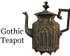 Gothic Teapot