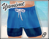[Y] Swim Shorts ~ Duo