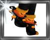 ! halloween boots