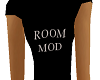 FEMALE ROOM MOD T-SHIRT