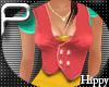[P] Vest Outfit -HIPPY