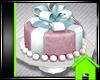! RIBBON CAKE