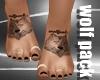 WolfPack Feet