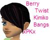 Berry Tiwst Kimikos