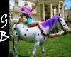 [GB] Paparazzi Horse Pet
