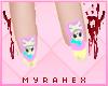 MH: Kawaii Nails