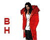 [BH]White Long Coat