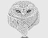 Owl Ring L