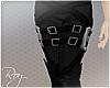 SnK Pants Black