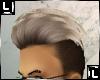 Grey/White hair