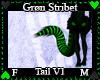 Gron Stribet Tail V1