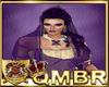 QMBR Dupatta 5 Purple