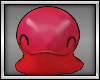 (UW) Goo Head Pet Red