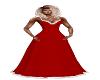 Red Snow Dress