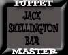 Jack Skellington Bar