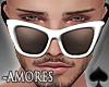 Cat~ Amores B&W Shades.M