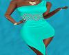 FG~ Luv  Icymint Dress