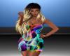 Mila Dress 3 Slim
