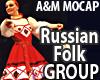 Russian Folk Dance GROUP