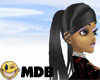 ~MDB~ SHINY BLACK DIVA