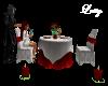 Romantic Dinner Red