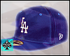 La Dodgers Fitted Hat !M