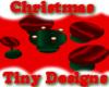 *T Christmas Dance Table