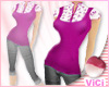 ! ViCi-Layer Outfit Pink