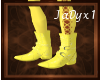 PVC Boots - Yellow