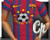 [CP]Barca Soccer Top m