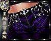 (MI) Violet Pluzix pant