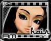 [AM] Lolli Black Hair