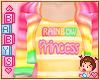 !✿ Kawaii Rainbow coat