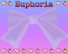 Bow: Periwinkle