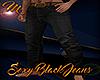[M] Sexy Black Jeans