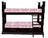 Hello Kitty Bunk Beds