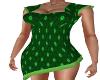 Karol-Green Dress