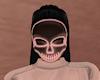 Skull Mask+Neon Female