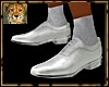 PdT White Tux Shoes